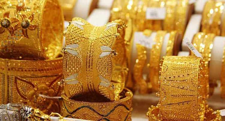 স্বর্ণের দাম ১৭৫০ টাকা বৃদ্ধি, ভরি প্রতি ৭৪ হাজার টাকা