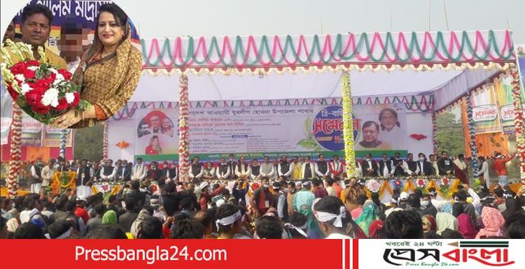 হোমনা থানার নব নির্বাচিত কমিটিকে অভিনন্দন না'গঞ্জ মহানগর স্বেচ্ছাসেবকলীগের