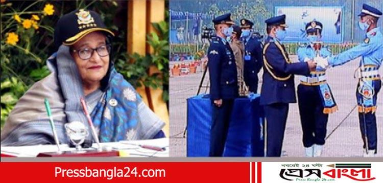 বাংলাদেশ যুদ্ধ বিমান তৈরি করতে সক্ষম হবে ইনশাআল্লাহ: প্রধানমন্ত্রী