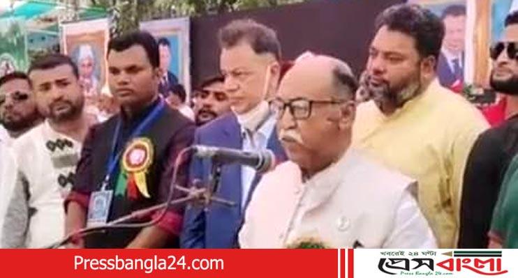 স্বাধীনতা কারো দানে, অনুদানে নয়-শিল্পমন্ত্রী