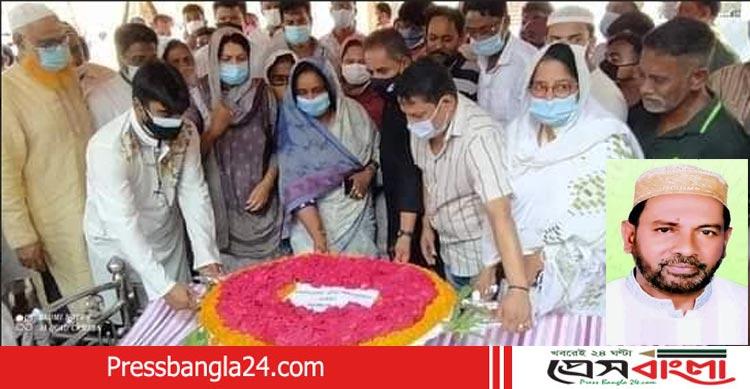 না'গঞ্জ সিটি কাউন্সিলর বাবুলের মৃত্যুতে আইভীর শোক প্রকাশ